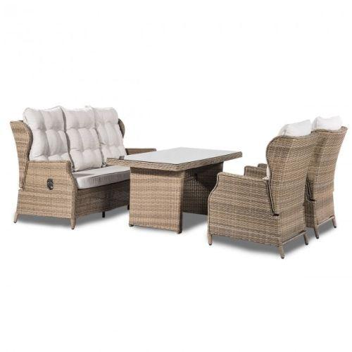 San Juan Lounge Natural Brun-0
